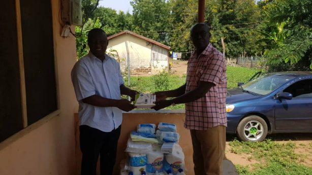 DMAC Foundation donates to Afram Plains South District Health Directorate