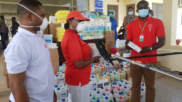 Vodafone Foundation and DMAC donate to Ga East Municipal Hospital